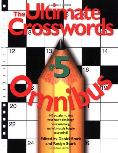 The Ultimate Crosswords Omnibus Volume 5: Daniel Stark