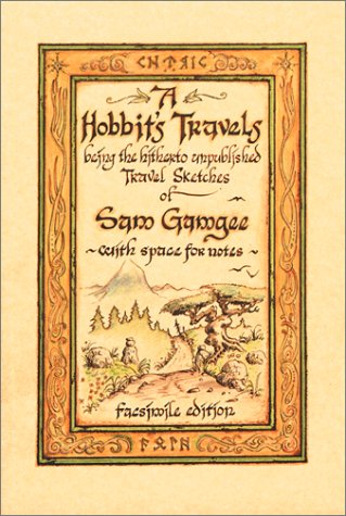 9780762413089: Hobbit's Travels: J.R.R. Tolkien Lord Of The Rings (Journal)