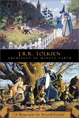 9780762413379: J.R.R. Tolkien: Architect of Middle Earth: A Biography