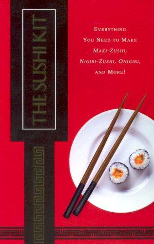 9780762413539: The Sushi Kit