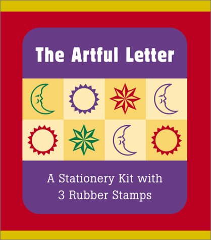 9780762413669: The Artful Letter: A Stationery Kit (Running Press Mega Mini Kits)