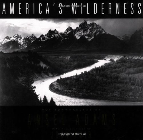 9780762413904: America's Wilderness: The Photographs of Ansel Adams and the Writings of John Muir