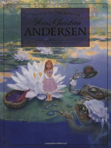 9780762413935: The Classic Treasury of Hans Christian Andersen