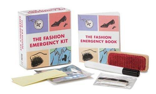 9780762414826: The Fashion Emergency Kit