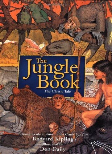 The Jungle Book : The Classic Tale: Rudyard Kipling, G.C.