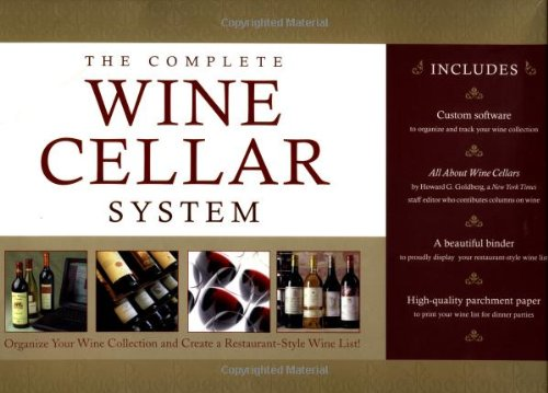 9780762415571: The Complete Wine Cellar System