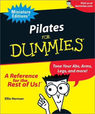 9780762416189: Pilates For Dummies (Miniature Editions for Dummies (Running Press))
