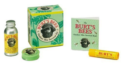 9780762418541: The Burt's Bees Outdoor Skin Survival Kit [With Other] (Mega Mini Kits)
