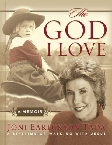 9780762418756: The God I Love: A Lifetime of Walking with Jesus (Running Press Miniatures)