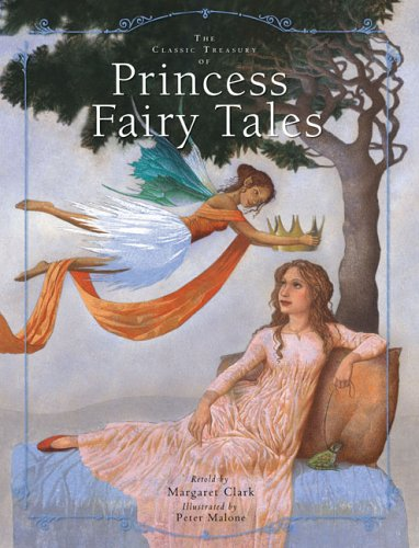 9780762418909: The Classic Treasury of Princess Fairy Tales