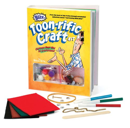 9780762419296: Toon-Rific Craft Kit