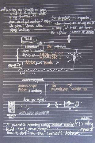 9780762419388: Lyricist's Notebook
