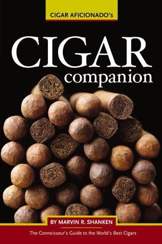 9780762419579: Cigar Companion (Connoisseur's Guides)