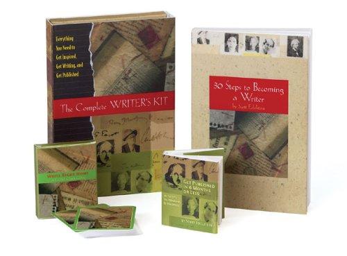 The Complete Writer's Kit: Goldberg, Natalie; Edelstein,