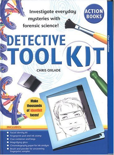 Detective Tool Kit (Action Books): Oxlade, Chris