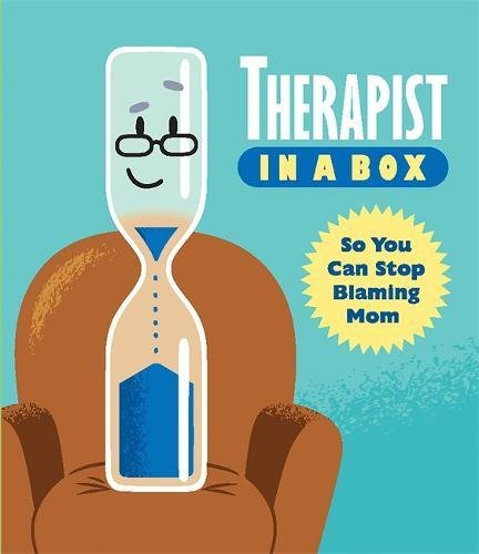 9780762420032: Therapist In A Box (Running Press Mini Kits)