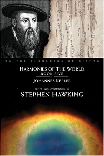 9780762420186: Harmonies of the World (On the Shoulders of Giants, Book 5)