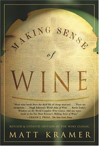 9780762420209: Making Sense Of Wine