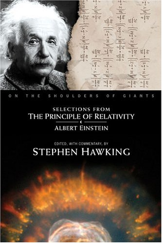 Selections from The Principle of Relativity (On: Albert Einstein, Stephen