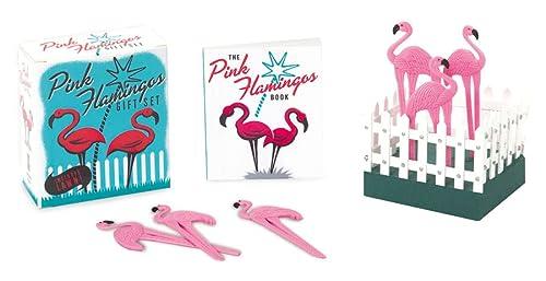 9780762420278: Pink Flamingos Gift Set
