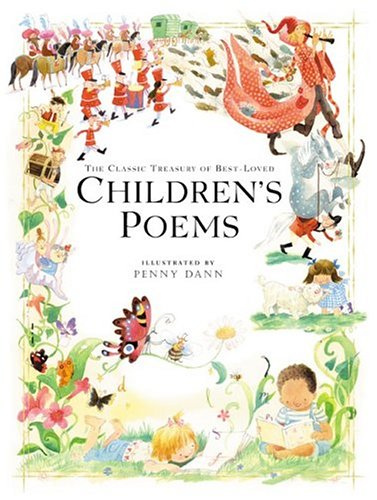 9780762420285: Classic Treasury of Best-Loved Children's Poems