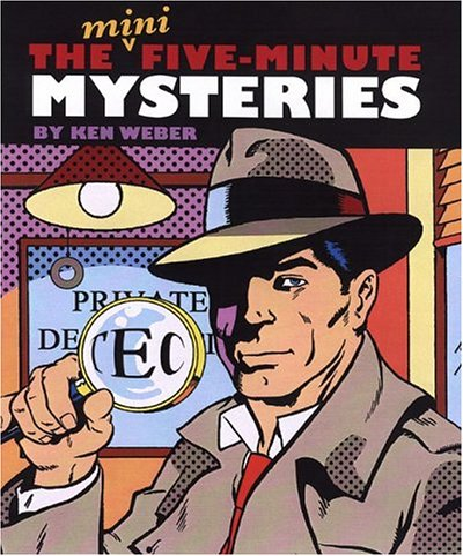 9780762420711: The Mini Five Minute Mysteries (Running Press Miniature Editions)