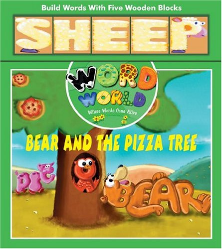 Word World: Bear The Pizza Tree: Luther, Jacqui Moody
