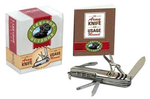 9780762421084: Army Knife and Usage Manual (Mega Mini Kits)