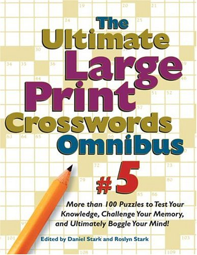 9780762421206: Ultimate Large Print Crosswords Omnibus 5 (Ultimate Large Print Crosswords Omnibus Series)