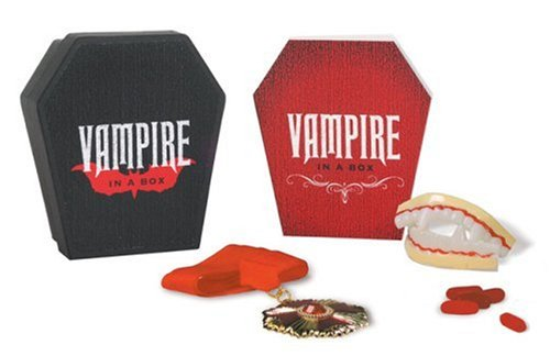 9780762421862: Vampire in a Box (Running Press Mega Mini Kits)
