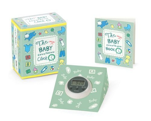 9780762422210: The Mini Baby Countdown Clock