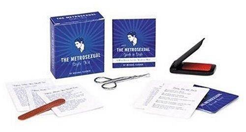 9780762422746: Metrosexual Style Kit (Running Press Mini Kits)