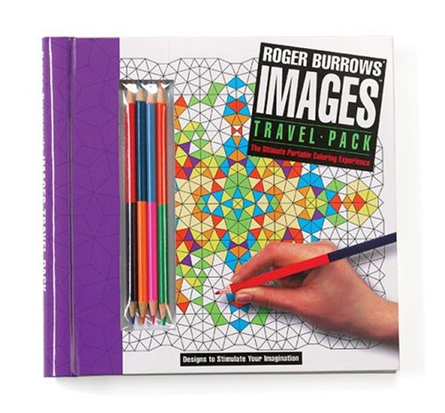 9780762422883: Images Travel Pack: The Ultimate Portable Coloring Experience