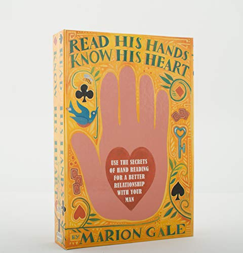 9780762422951: Read His Hands, Know His Heart (Running Press miniature editions)