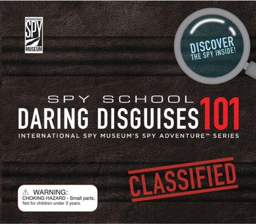 9780762422975: Daring Disguises 101 (Spy School)