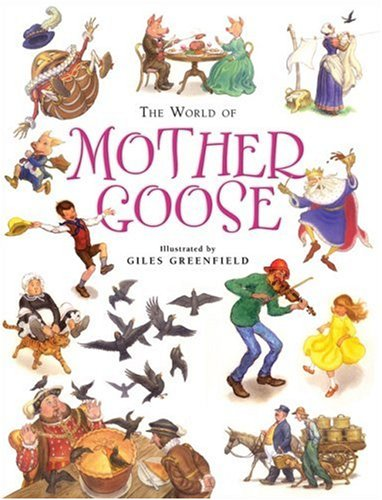 9780762423125: The World of Mother Goose