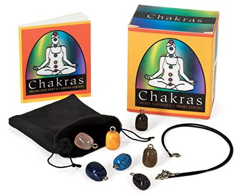 9780762423460: Chakras: Unlock Your Body's 7 Energy Centers