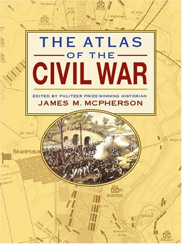 9780762423569: Atlas of the Civil War