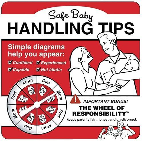 9780762424917: Safe Baby Handling Tips