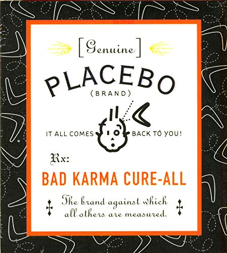 9780762425006: Bad Karma Cure-All (Genuine Placebo Brand Cure-Alls)