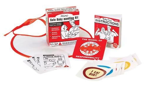 9780762425099: The Mini Safe Baby Handling Kit (Mini Kits)