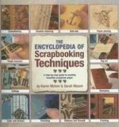 The Encyclopedia Of Scrapbooking: Tucker, Alicia, McIvor, Karen, Mason, Sarah