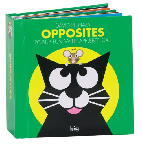 Applebee Cat Opposites - FIRST EDITION -