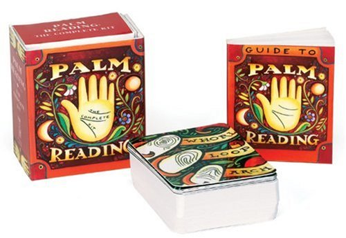 9780762426836: Palm Reading: The Complete Kit [With 55 Mini Palmistry Flash Cards]