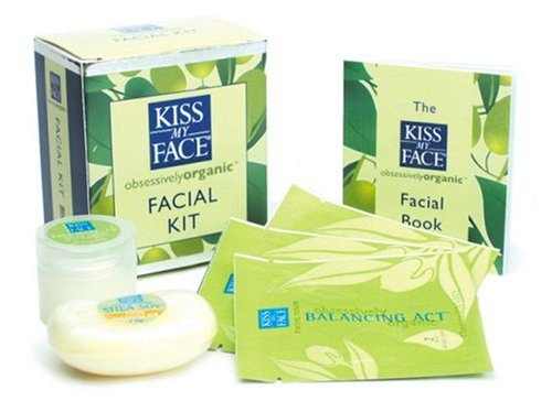 9780762426843: Kiss My Face Facial Kit: obsessively organic