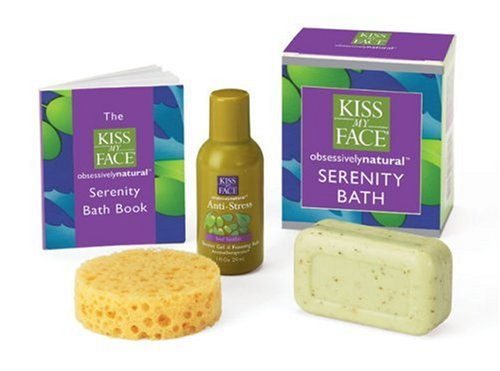 9780762426850: Kiss My Face Serenity Bath (Mega Mini Kits)