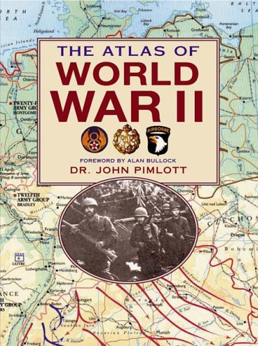9780762427055: The Atlas of WWII