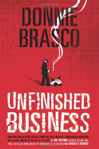 9780762427079: Donnie Brasco: Unfinished Business