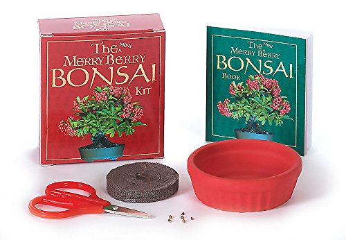 9780762427086: The Mini Merry Berry Bonsai Kit (Miniature Editions)