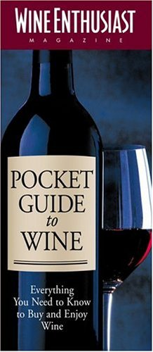 9780762427512: The Wine Enthusiast Pocket Guide To Wine